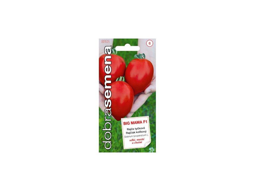 paradajky big mama,záhradníctvo fajčáková